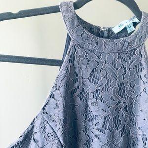 SHE + SKY | Lace Dress